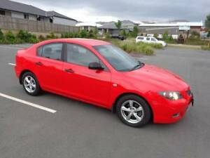 2006 Mazda 3 Sedan 4cyl 5 Speed Manual only 131,000klm VGC Logan Central Logan Area Preview