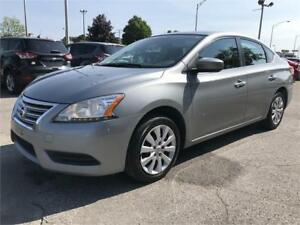 2014 Nissan Sentra SV *PUSH START* A/C CRUISE BLUETOOTH