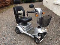 Mobility Scooter Quingo Plus