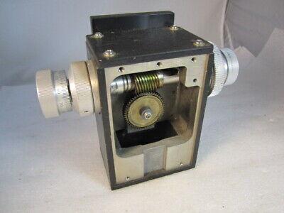 Microzoom Microscope Bausch Lomb Focusing Unit