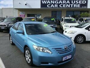 2007 Toyota Camry ACV40R 07 Upgrade Altise Baby Blue 5 Speed Automatic Sedan Wangara Wanneroo Area Preview