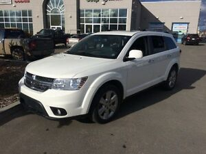 2012 DODGE JOURNEY R/T AWD, V6, HEATED SEATS, SUNROOF