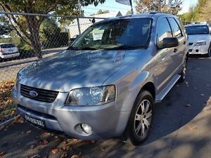2007 Ford Territory SY SR (RWD) Blue 4 Speed Auto Seq Sportshift Wagon Campbelltown Campbelltown Area Preview