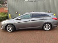 Hyundai i40 CRD STYLE 1.7 DIESEL AUTOMATIC