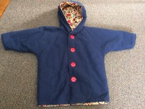 Toddler Coat - handmade