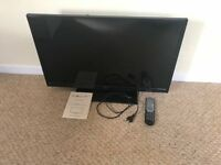"32"" LED TV with HD DVBT and USB PRV - £50"