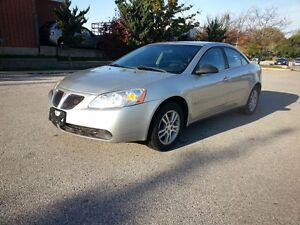 2006 Pontiac G6 SE  | LOW KM | CERTIFIED | WARRANTY!