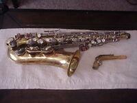 Saxophone Alto!