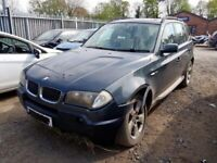 BMW X3 SE AUTO 2.5 Petrol Breaking for Parts Ref(AB71)