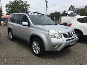 2011 Nissan X-Trail T31 Series IV ST Silver Constant Variable Wagon Penrith Penrith Area Preview