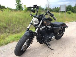 2014 Harley Davidson 48 Fast As Hell