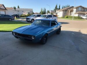 1968 Camaro | Great Selection of Classic, Retro, Drag and ...