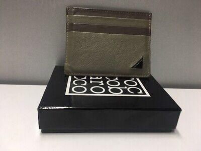 3e25fcb349 Usato, Porta carte di credito portafoglio uomo Roccobarocco porta documenti  vera pelle usato Napoli