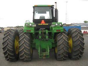 1989 John Deere 8760 Tractor Cambridge Kitchener Area image 4