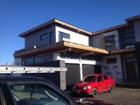 SOFFIT, FASCIA&TROUGH SERVICES AVAILABLE. WE ROLL OFF TROUGH TOO