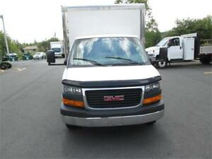 2011 GMC 4500 16ft Cube Van