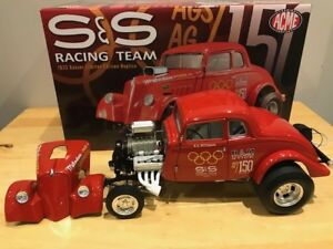 1/18 Diecast Acme S&S Racing Team 1933 Gasser Limited to 996 pcs