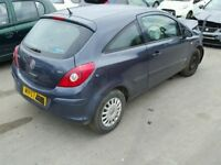 Vauxhall Corsa D/MK 3 Steel Wheel 14 inch 4 stud inc tyre