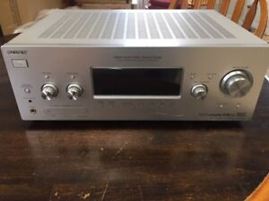 Sony Amplifier/Receiver with Remote & Speakers
