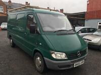 Mercedes-Benz Sprinter 2.2TD 311CDI + MWB + PANEL VAN + HIGH ROOF