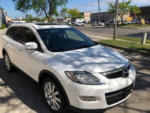2009 Mazda CX-9  ACCIDENT FREE FINANCING AVAILABLE 7,PASSENGER