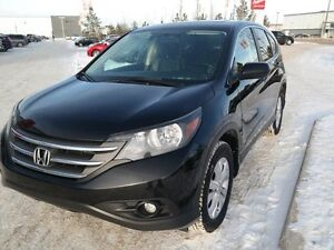 2013 Honda CR-V EXL, LEATHER, AWD, SUNROOF, AC