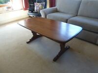ERCOL COFFEE/SUPPER TABLE