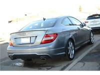 2012 Mercedes C350 coupe,Navi,AMG,P.shift,P.roof,Winter tires!