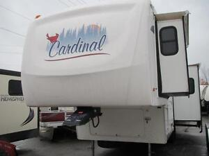 2006 CARDINAL 30 LE- 9630 LBS-$15999.GREAT VALUE FINANCE-TRADE!