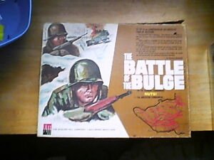 Battle of the Buldge World War II board game Belleville Belleville Area image 1