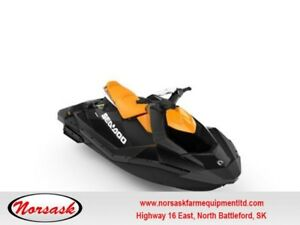 Sea-Doo Spark 2-Up Rotax 900 ACE *REDUCED PLUS 2 YEAR WARRANTY*