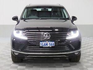 2015 Volkswagen Touareg 7P MY15 V6 TDI Black 8 Speed Automatic Wagon Jandakot Cockburn Area Preview