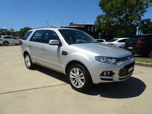 2012 Ford Territory SZ TS Seq Sport Shift Lightning Strike 6 Speed Sports Automatic Wagon Nowra Nowra-Bomaderry Preview
