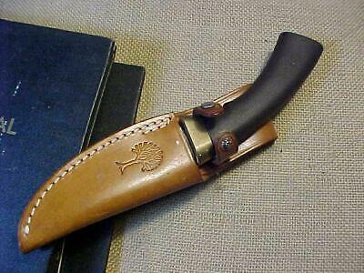 ORIGINAL VINTAGE BOKER GERMANY 503 HUNTING KNIFE
