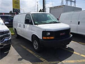****2016 GMC Savana Cargo Van***$29,999+HST+LIC ONLY****