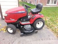 Craftsman DGT6000 Lawn Tractor
