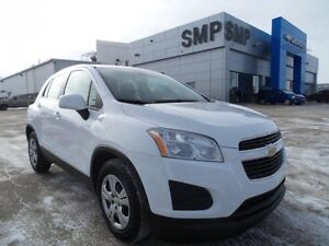 2013 Chevrolet Trax LS FWD Manual, PST paid, Bluetooth, A/C, SMP