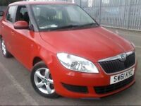 Skoda FABIA SE -Finance Available to People on Benefits and Poor Credit Histories-