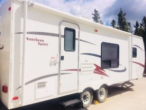 2009 Coachmen Northern Spirit 24RBQS