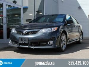 2014 Toyota Camry SE LEATHER SUNROOF NAVI ACCIDENT FREE