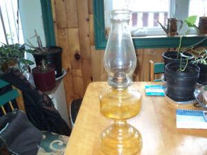 lampe à l`huile spéciale