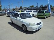 2004 Hyundai Accent LC MY04 GL White 4 Speed Automatic Hatchback Bayswater Bayswater Area Preview