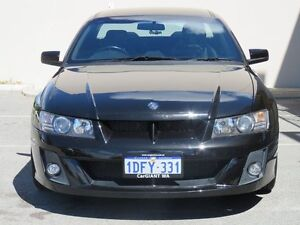 2006 Holden Special Vehicles Maloo Z Series R8 Black 4 Speed Automatic Utility Jandakot Cockburn Area Preview