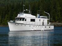 55ft Liveaboard Cruiser