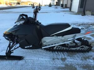 Arctic cat 800 high country