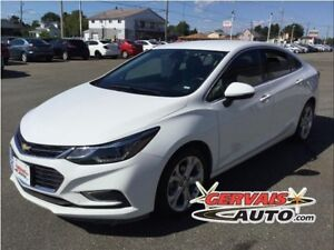 Chevrolet Cruze Premier Cuir A/C MAGS Bluetooth 2017