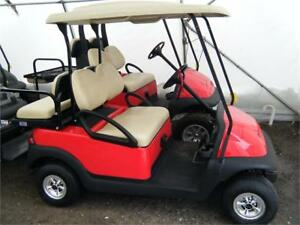 2013 Club Car Precedent Custom with OEM New Painted Body