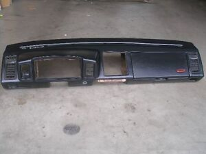 Wanted - Dash for VW Scirocco II 1982-1989 Sarnia Sarnia Area image 3