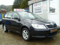 2011 SKODA OCTAVIA SE TDI CR ESTATE { FSH } FINANCE AVAILABLE ZERO DEPOSIT