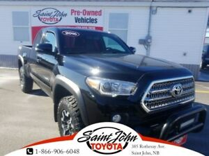 2016 Toyota Tacoma TRD,Heated seats,Back up cam,B/T
